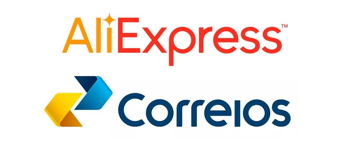 AliExpress está preocupada com a privatização dos Correios
