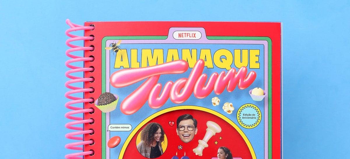 Netflix: como ganhar uma edição impressa gratuita do Almanaque Tudum