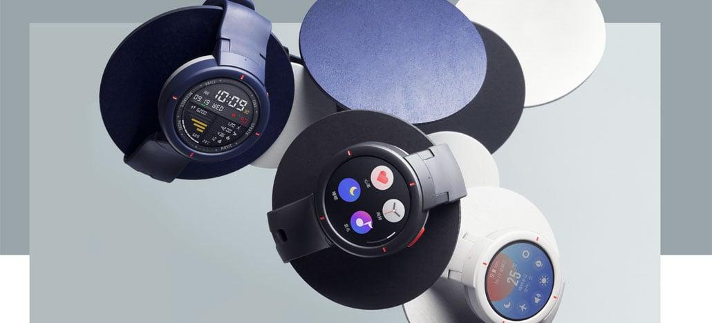 Amazfit Verge é o novo relógio inteligente da Xiaomi com tela AMOLED