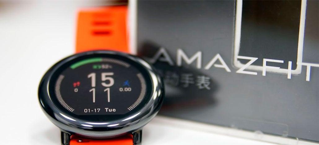 Huami Amazfit, nova linha de smartwatch da Xiaomi vai ser lançada dia 19 de setembro