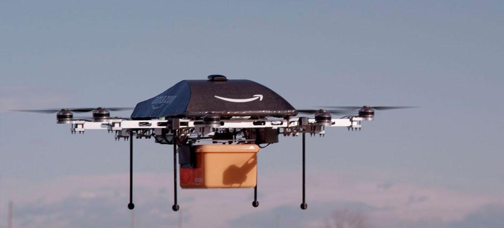 Patente da Amazon indica desenvolvimento de drone que entende gestos humanos