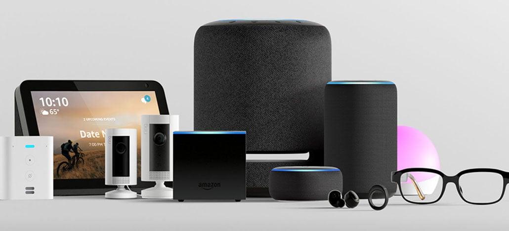 Amazon aumenta lista de produtos inteligentes e lança Echo Dot com relógio embutido