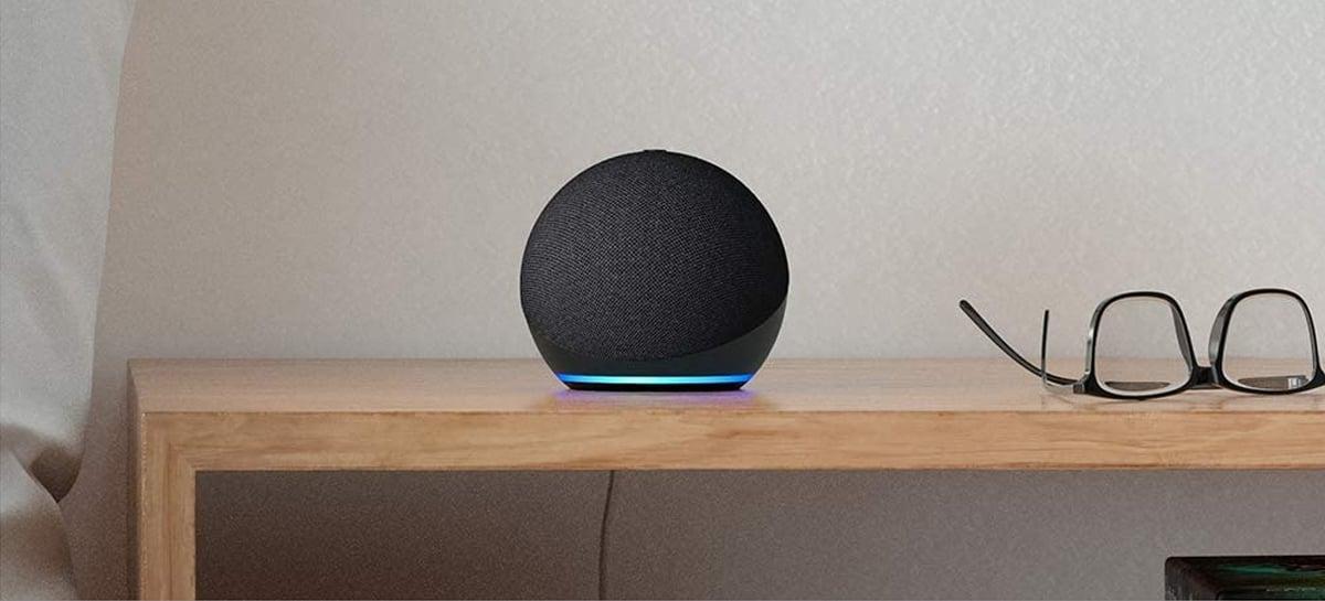 Amazon lança Echo Dots com formato esférico e preços a partir de R$ 399