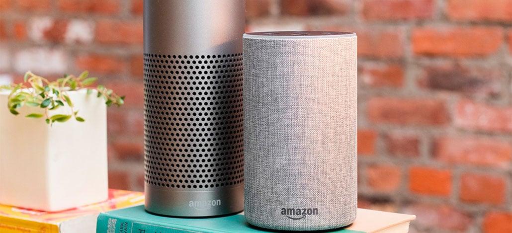 Problemas nos servidores da Amazon deixam Alexa muda