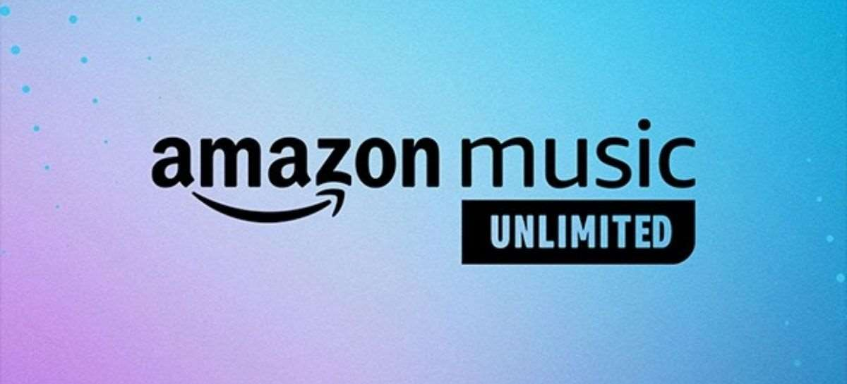 Amazon Music Unlimited não irá cobrar tarifa adicional ao oferecer áudio lossless