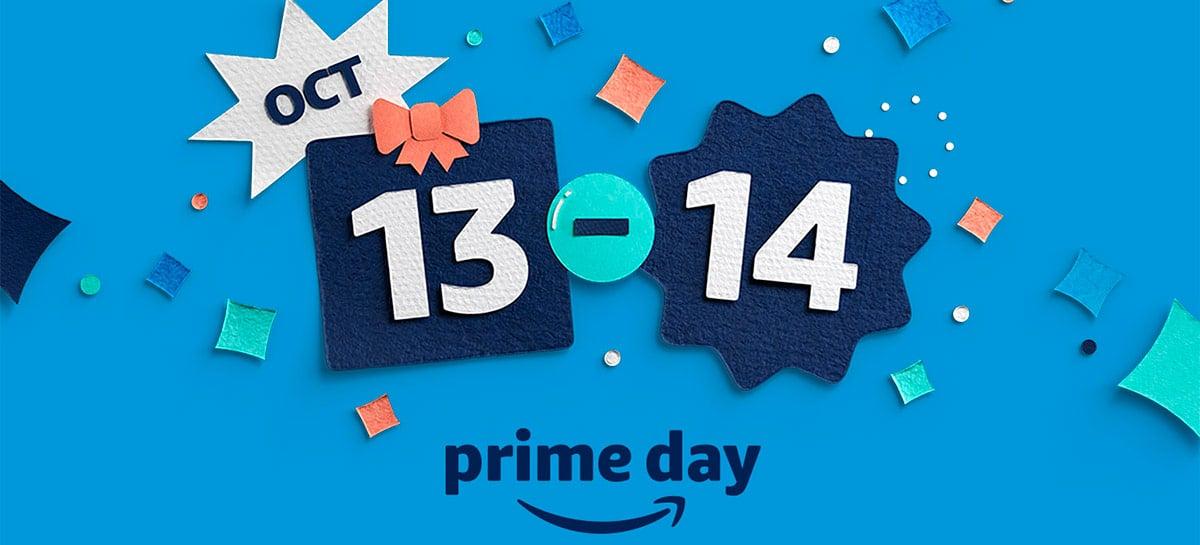 Promoções do Prime Day acontecem no Brasil pela primeira vez em 13 e 14 de outubro