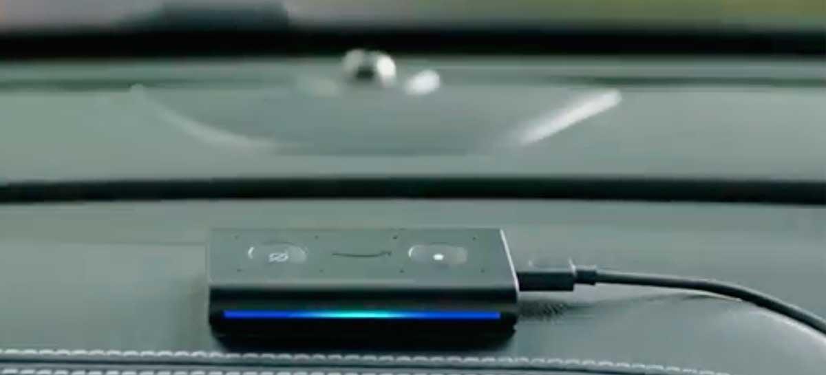 Amazon Echo Auto, a Alexa para carros, é certificada pela ANATEL