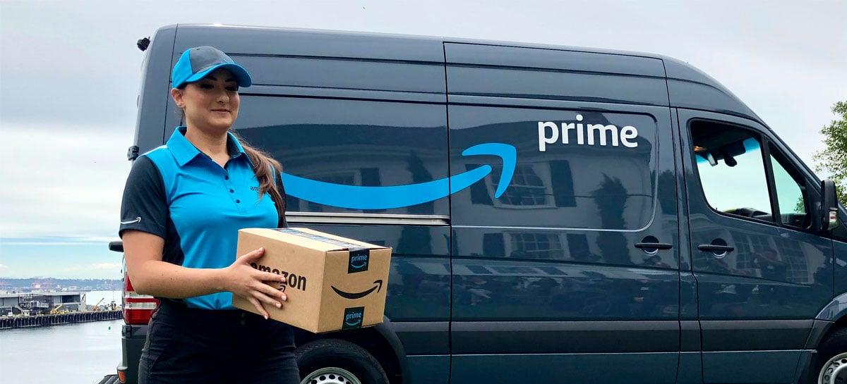 Amazon logistics chega ao Brasil para concorrer com correios e demais serviços de entrega