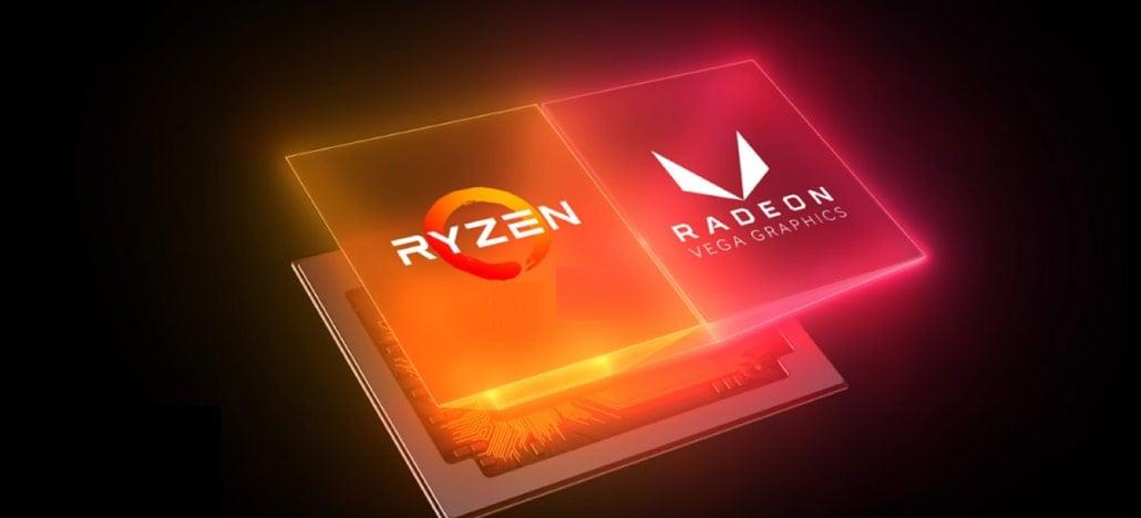 AMD mostra seus novos processadores Ryzen 3000G com gráficos integrados