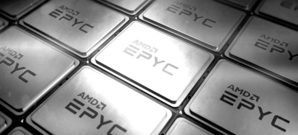 AMD tem aumento de 16% após anunciar Epyc Rome, CPU que estará em servidor da Google