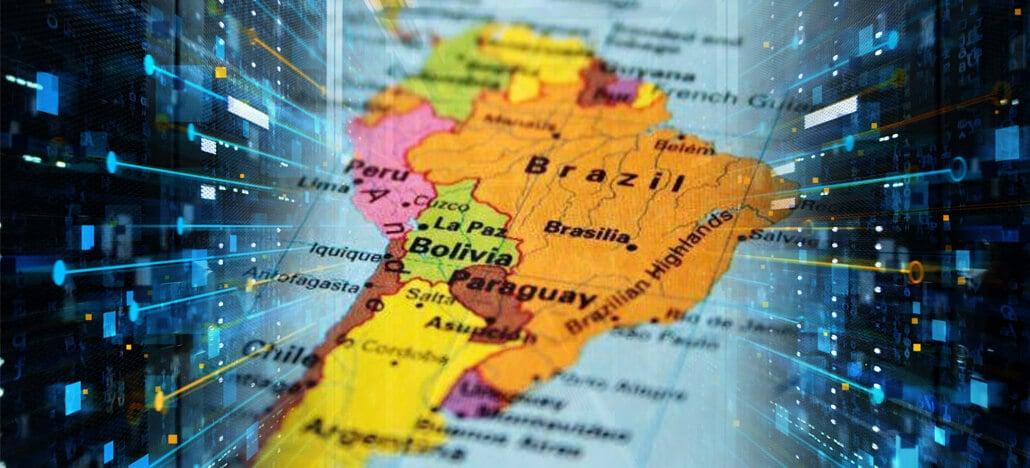Mercado de TI da América Latina deve ter aumento de 4,8% em 2020