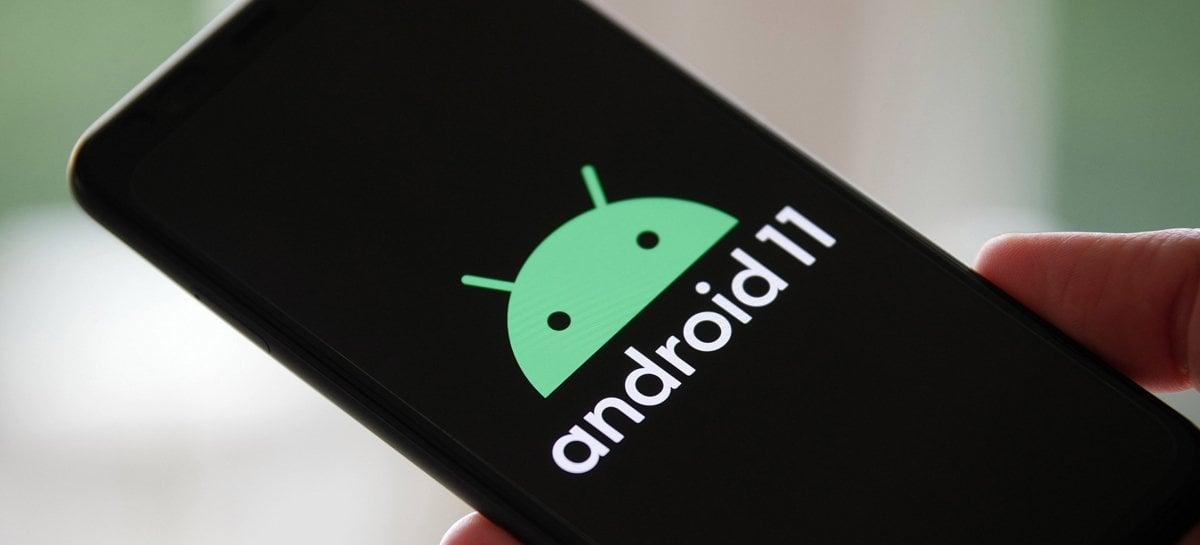 Remoção de função do Android 11 deve afetar a personalização de gestos de navegação