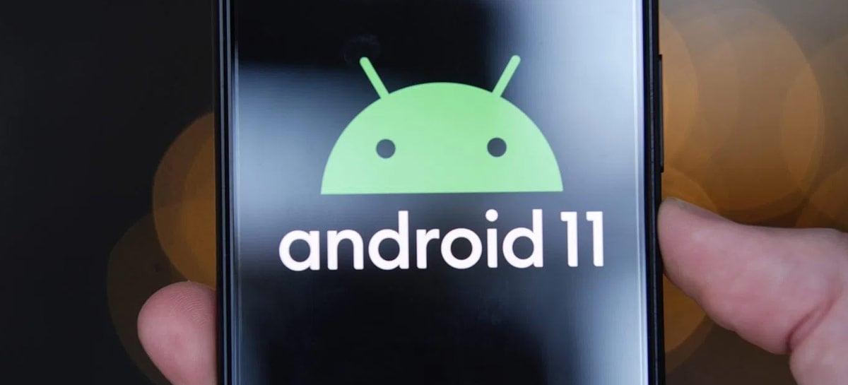 Android 11 pode trazer ícones coloridos para o painel de configurações rápidas