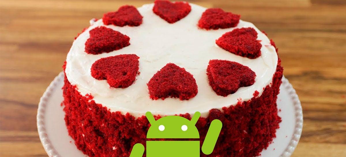 """Android 11 tem codinome interno """"Red Velvet Cake"""", revela engenheiro da Google"""