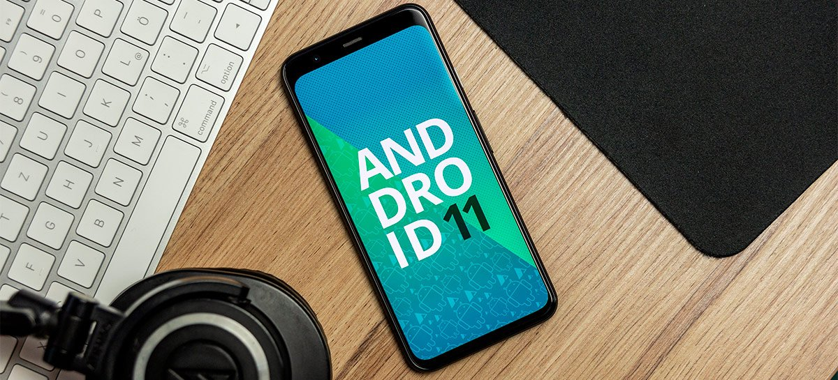 Google revela Android 11 na internet por acidente