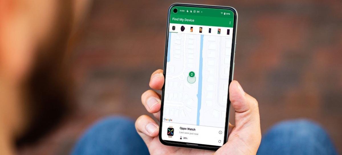 Android vai receber recurso de localizar aparelhos até sem internet