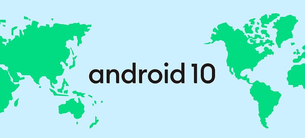 Por que o próximo Android vai se chamar apenas Android 10?