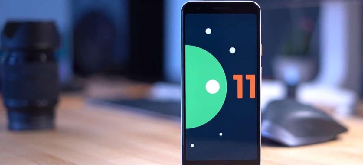 Menu do botão de iniciação do Android 11 terá controles rápidos para Smart Home