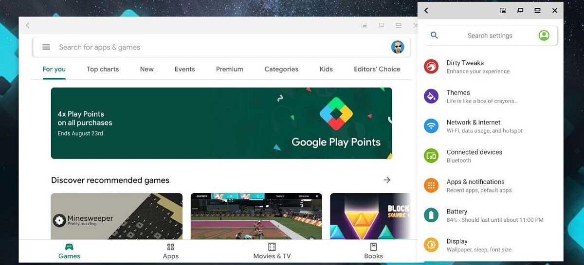 Projeto Android Generic busca instalar sistema operacional Android em PCs