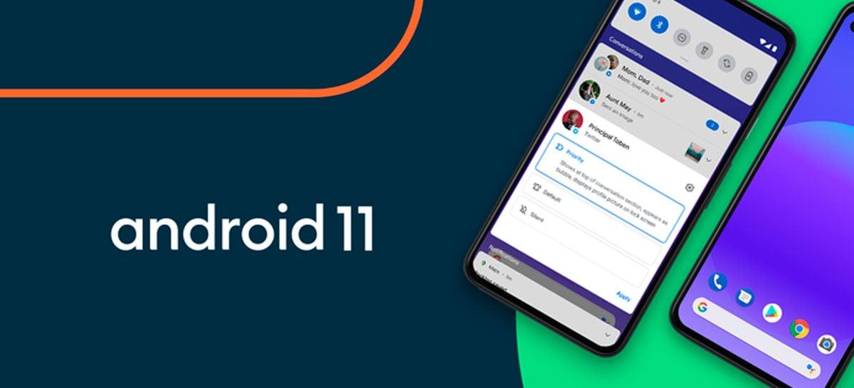 Android 11 - Veja quando seu aparelho pode receber a atualização