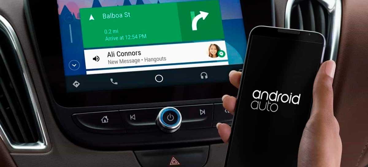 Google lança correção de erro de conexão no Android Auto