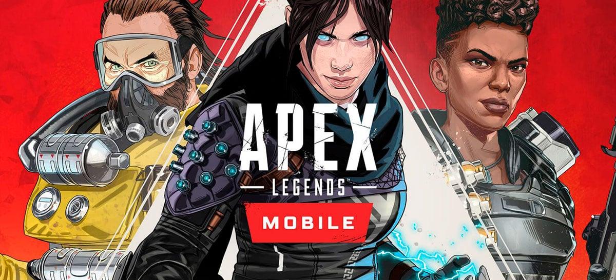 Apex Legends, famoso battle royale da Respawn, ganhará uma versão para smartphones