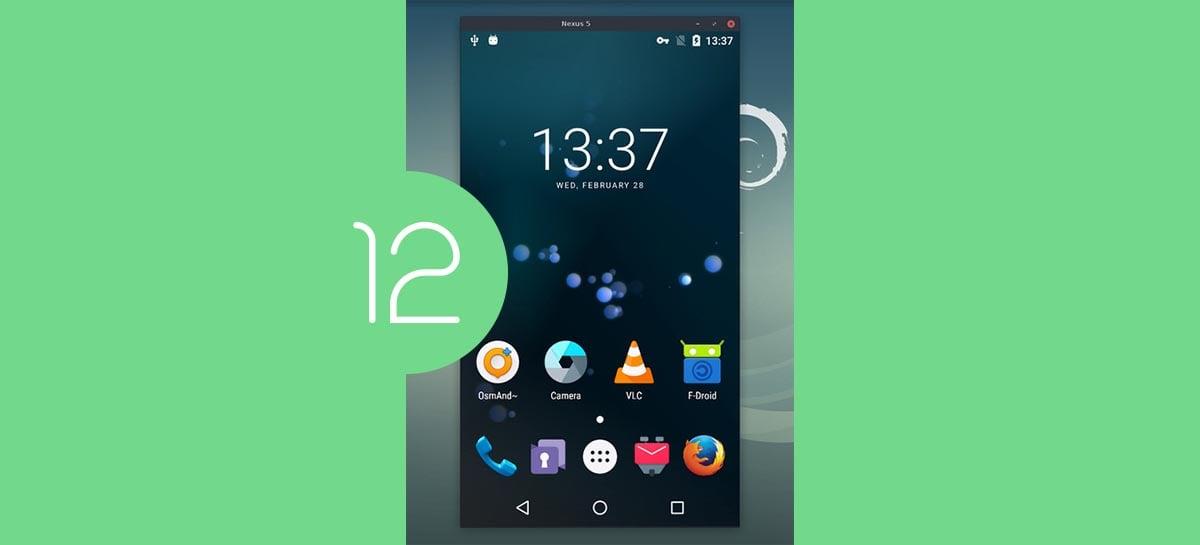 App de espelhamento de tela 'scrcpy' está recebendo suporte a Android 12