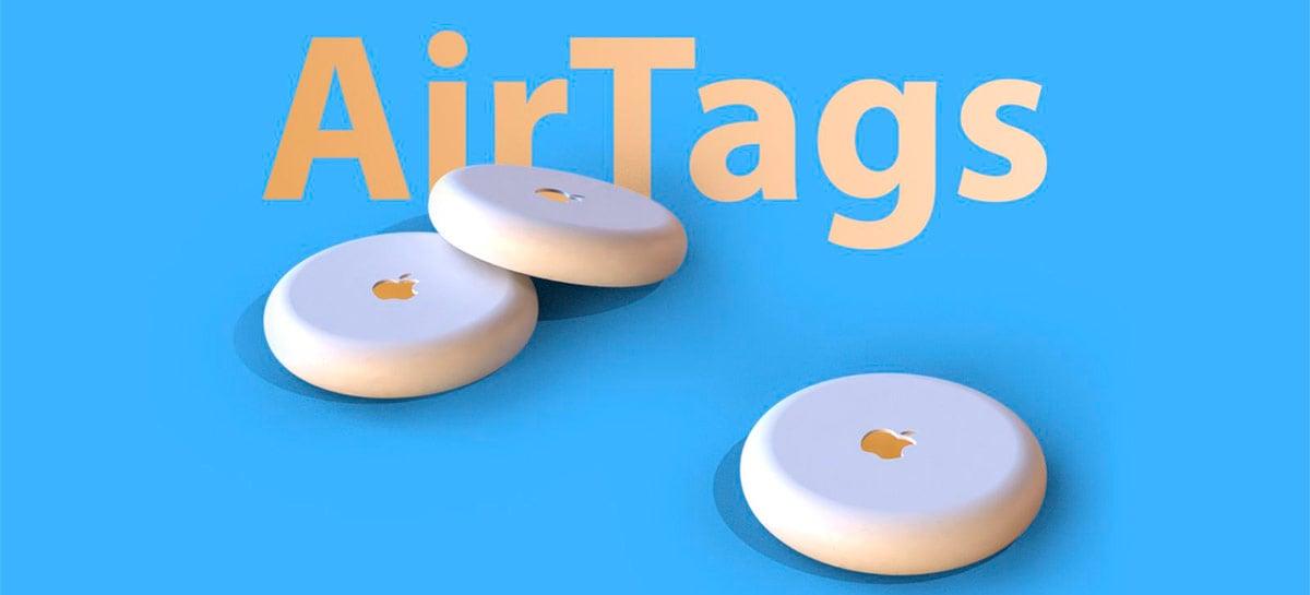 Apple AirTags devem chegar em breve em duas opções de tamanho, segundo rumor