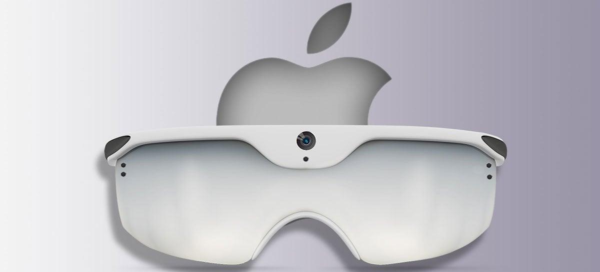 Óculos de Realidade Mista da Apple terá visores 8K e custará US$ 3.000 [Rumor]