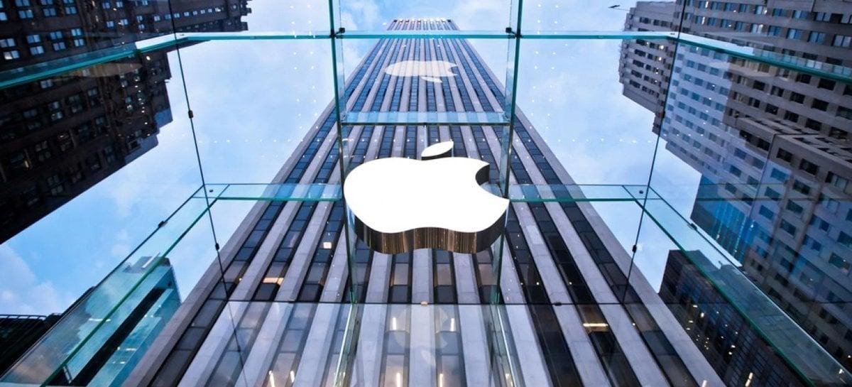 Apple é a primeira empresa americana com valor de mercado de US$ 2 trilhões