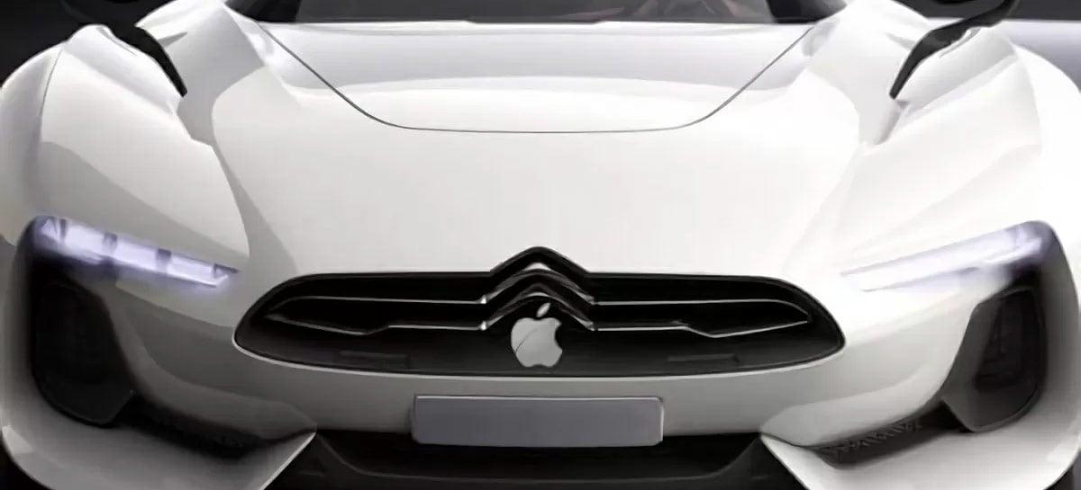 Carro da Apple pode ter autonomia de 480 km e chegar a 260 km/h, segundo rumor