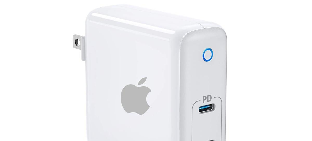 Apple pode adotar tecnologia GaN para seus novos carregadores