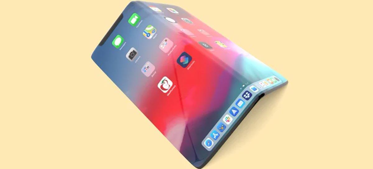Apple deve lançar seu smartphone dobrável em 2023