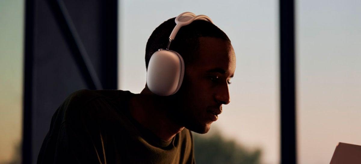 Apple lança Airpods Max, novo headphone que custa R$ 6.899 no Brasil