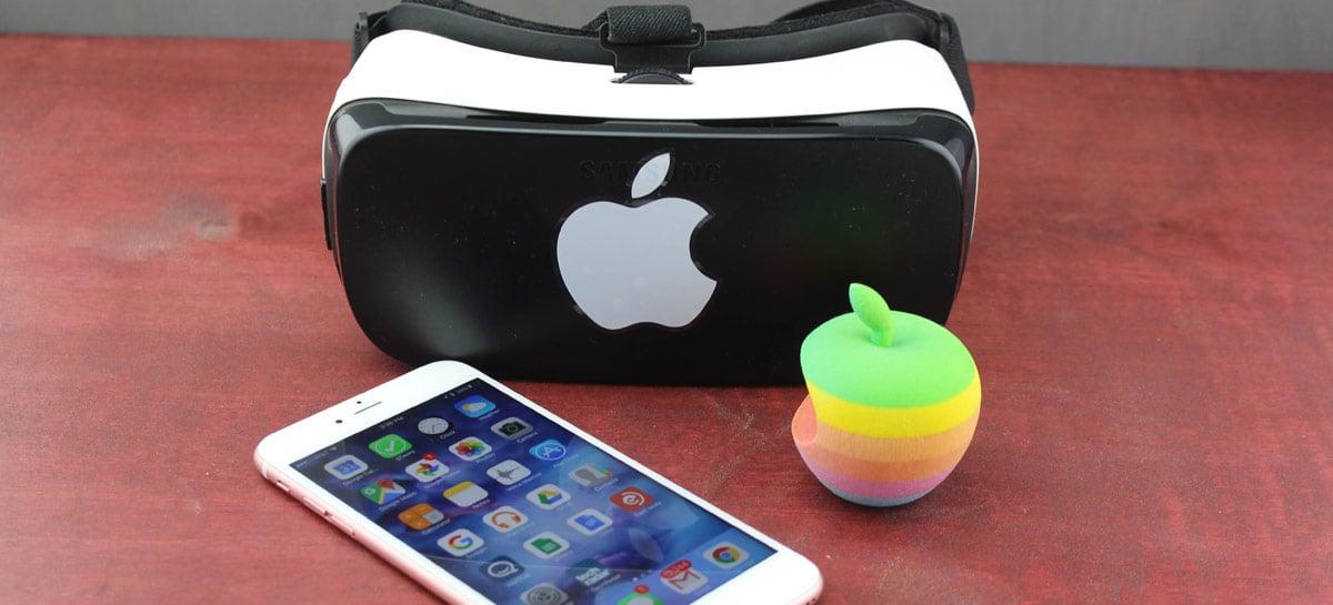 Óculos VR (ou AR) da Apple podem vir com câmera oculta e fones removíveis