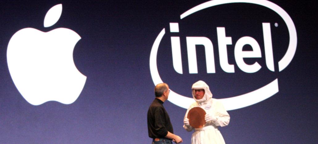 Apple estaria negociando comprar divisão de componentes de modem da Intel