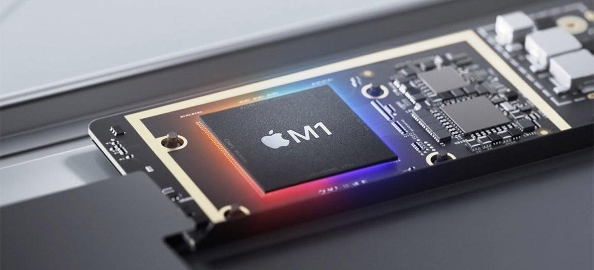 Apple teria começado produção do M2, para iniciar distribuição em julho