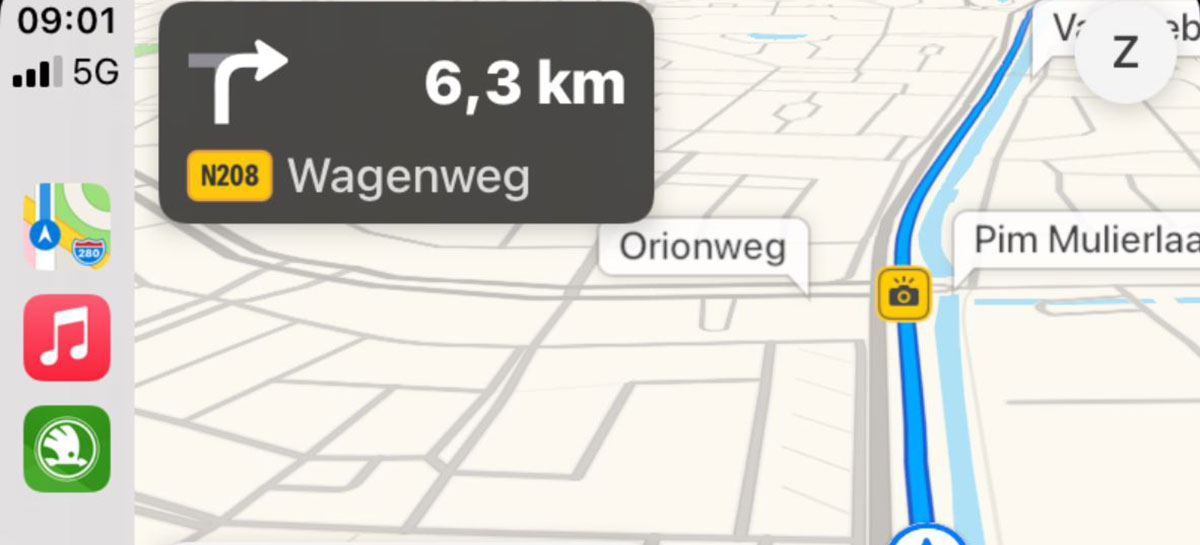 Apple Maps começa a mostrar onde estão radares de velocidade nas ruas
