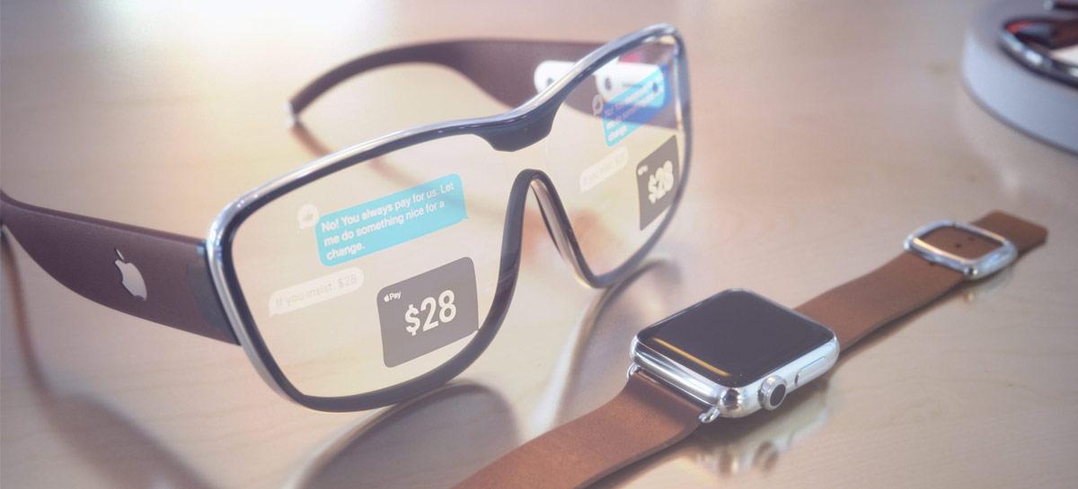 Apple estaria trabalhando com a TSMC em displays de nova geração para AR e VR