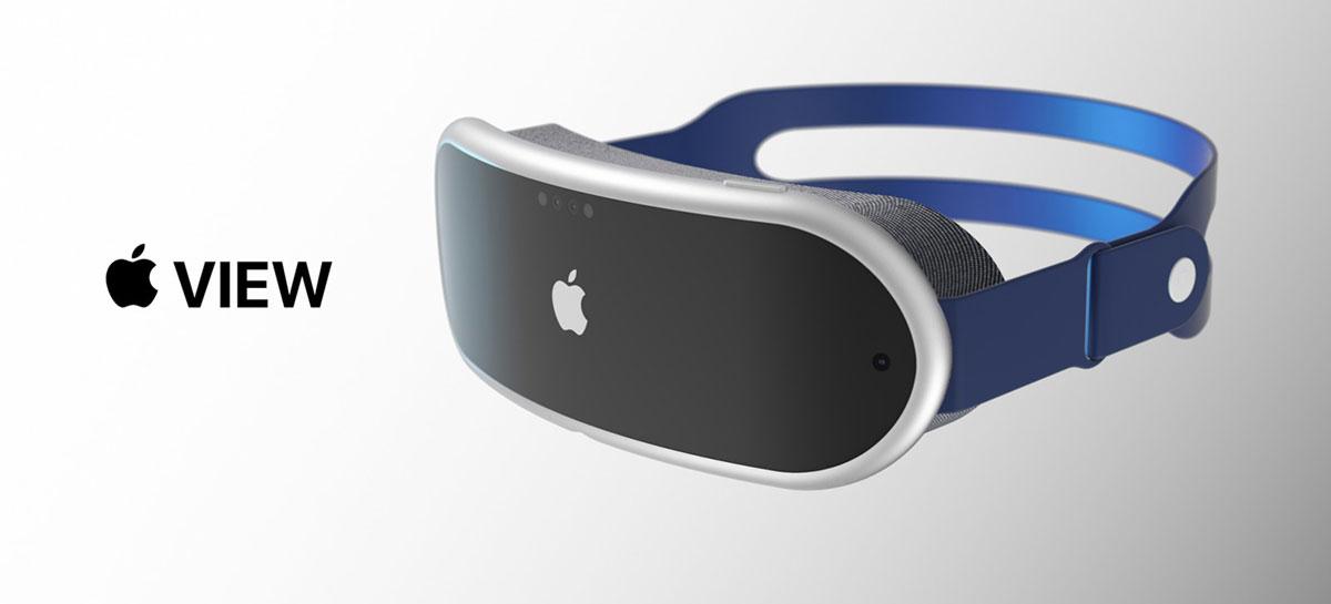Headset de realidade mista da Apple deverá ser apresentado nos próximos meses