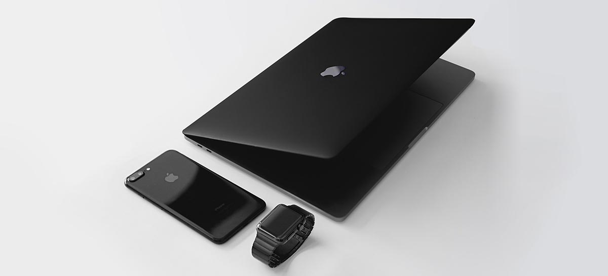 Apple patenteia MacBook com carregamento wireless para iPhone, iPad e Watch