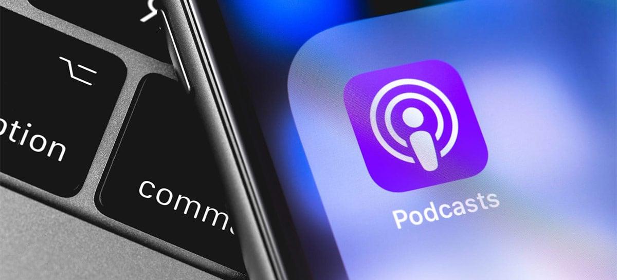 Assinaturas do Apple Podcasts passam a valer a partir de hoje