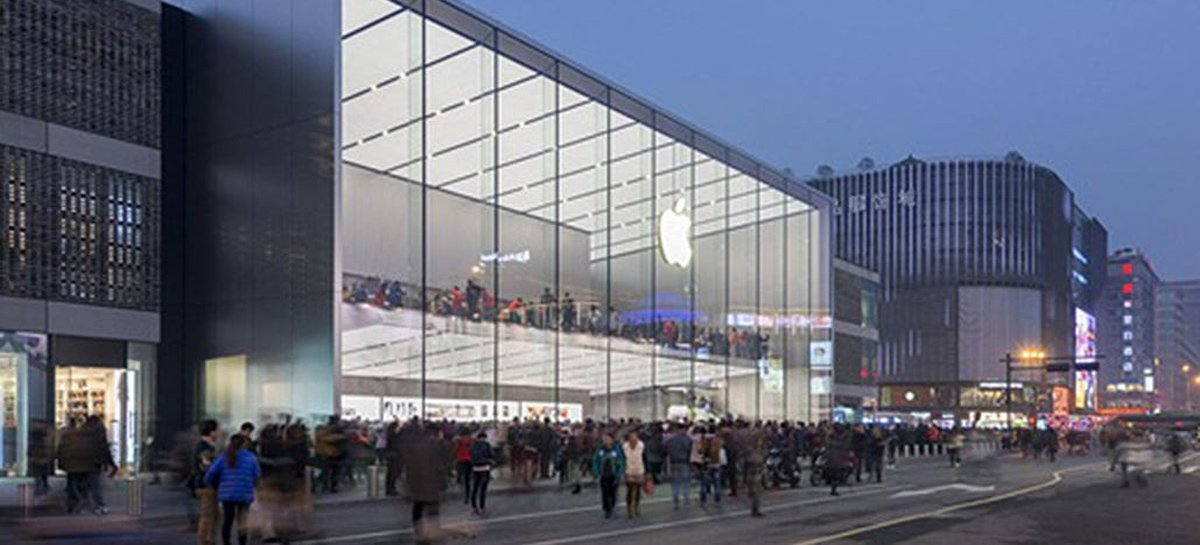 Coronavírus: Apple fecha todos os escritórios e lojas na China até 9 de fevereiro