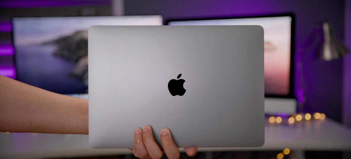Apple pode lançar primeiro MacBook com processador ARM no mês que vem [Rumor]
