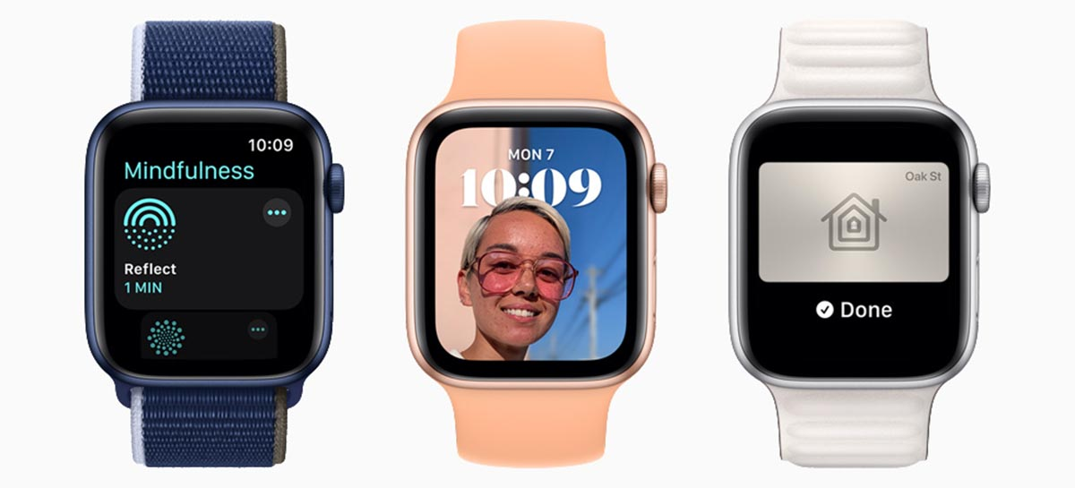 Apple trará novos recursos de saúde e modo foco para o WatchOS 8