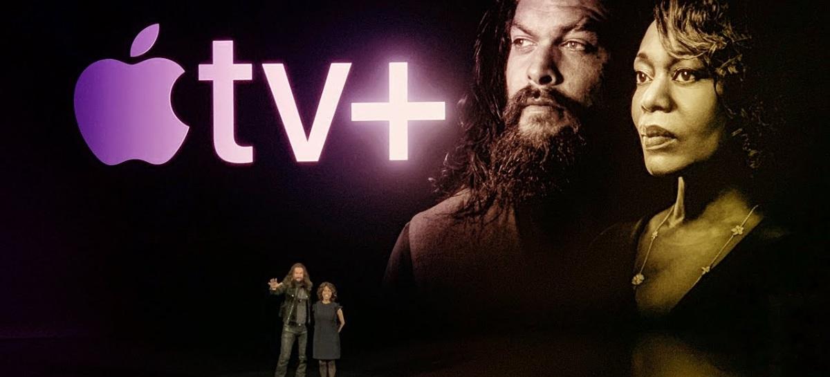 Apple TV+ enfim ganha uma guia própria para produções originais com o iOS 14.3