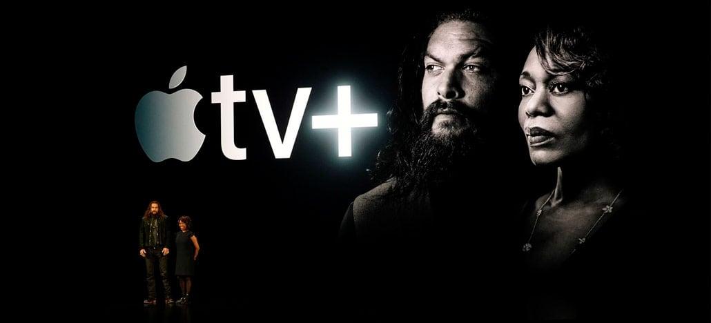 Apple TV+ chega em 1º de novembro por R$ 10 ao Brasil