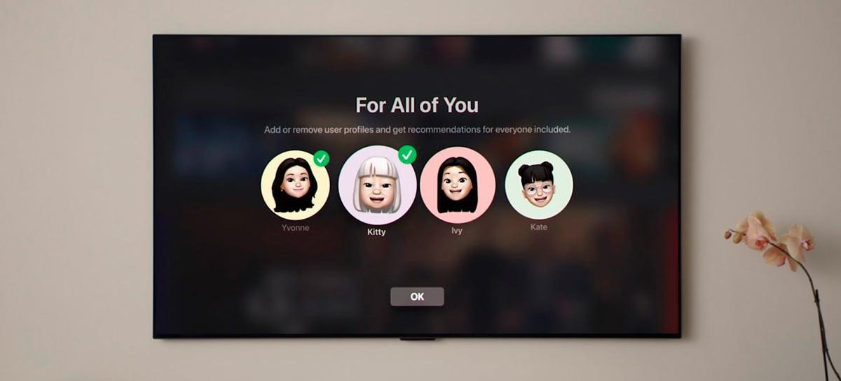 Apple anuncia tvOS 15 que introduz o SharePlay para Apple TV
