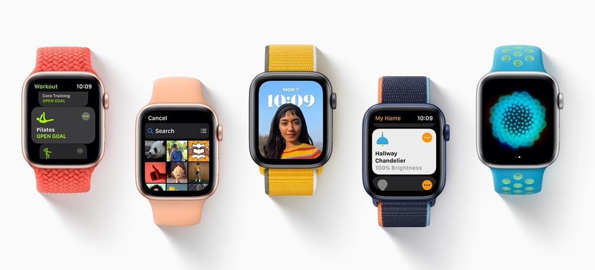 Apple Watch Series 7 terá watch faces exclusivas [RUMOR]
