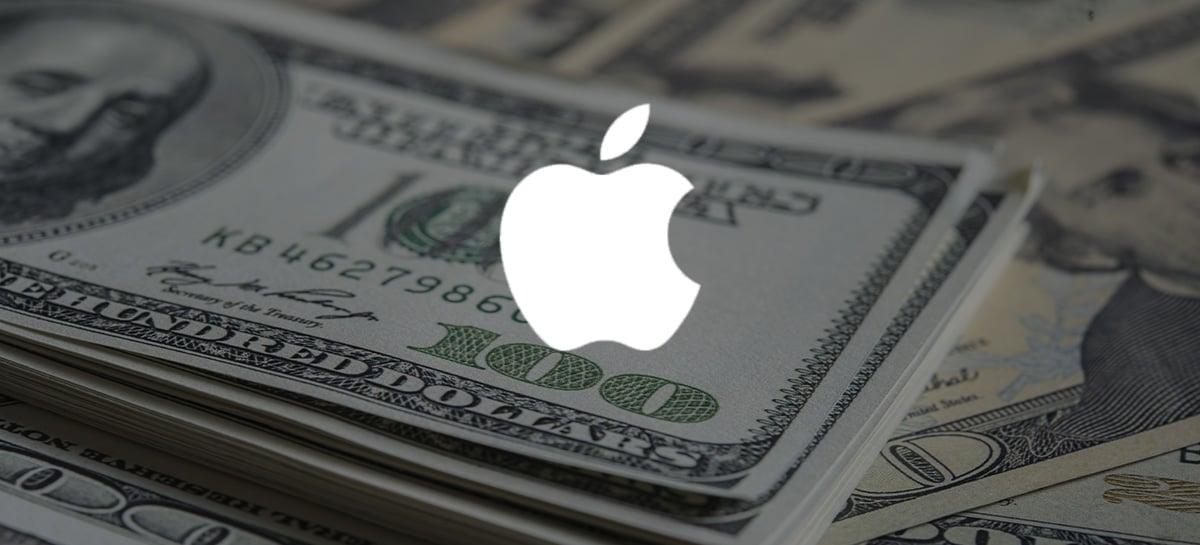 Apple planeja investir US$ 430 bilhões nos EUA e criar 20.000 empregos no país até 2026